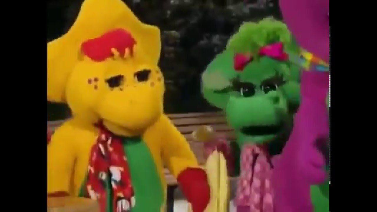 Barney Christmas Star - Фото база