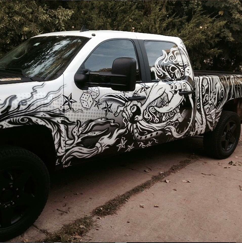 Pin By Duncan Weir On Wraps Car Painting Art Cars