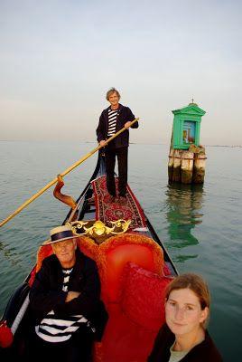 Venezia: Un bel giorno di ottobre trascorso in laguna