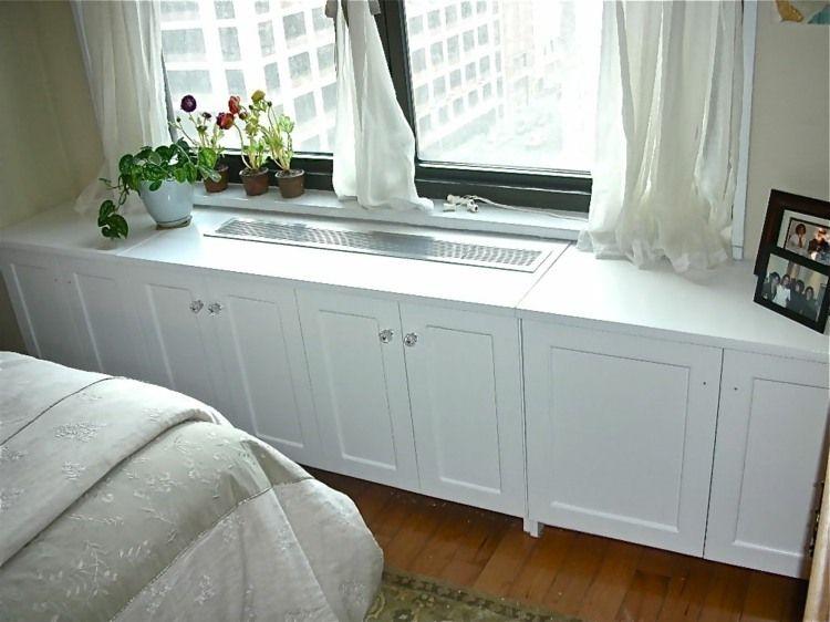 55 Heizkörperverkleidung Ideen & Kombinationen mit Möbeln