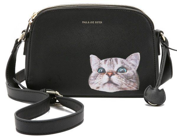 Calling All Cat Las Paul And Joe Sister Kitty Bags
