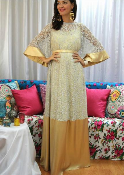 أجدد موديلات جلابيات رمضان 2014 Dresses Fashion Abaya Fashion