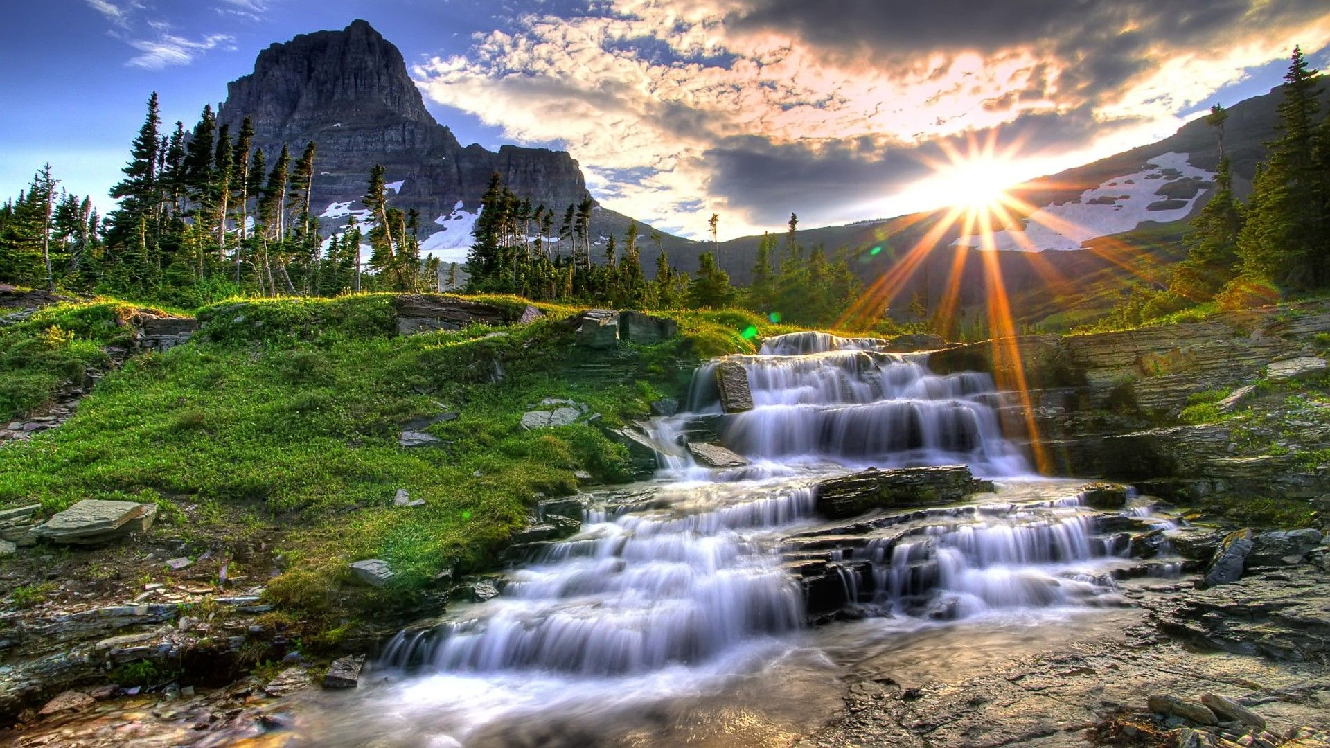 New Background Images Waterfall Waterfall Beautiful Background Wallpapers With Background Images W Beautiful Landscapes Beautiful Waterfalls Beautiful Nature