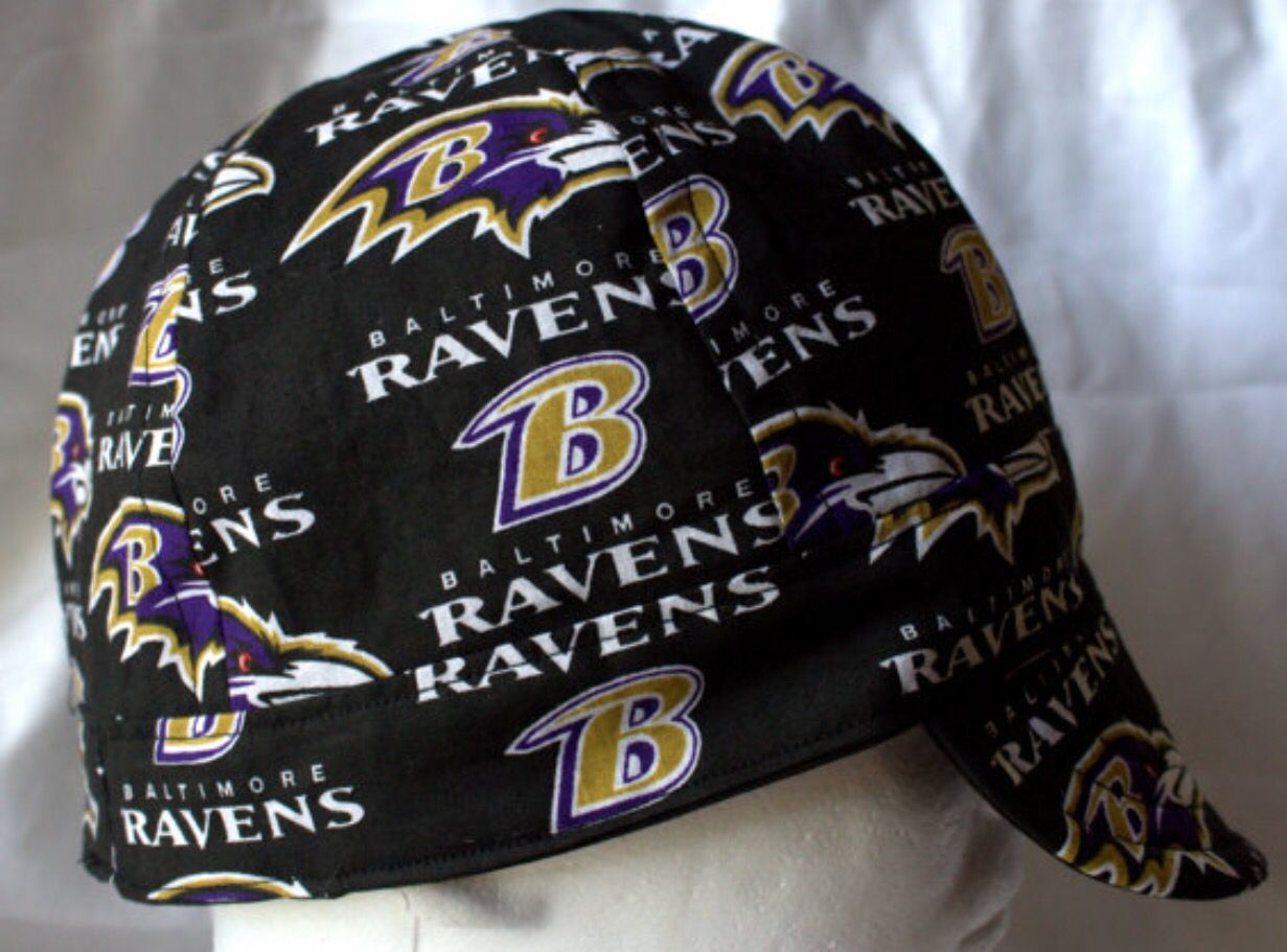 cb08be05 Baltimore Ravens welding hat | Welding Workout Hats in 2019 ...
