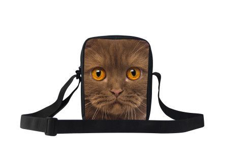 FORUDESIGNS New Design Messenger Bags For Girls Pet Dog Cat ...