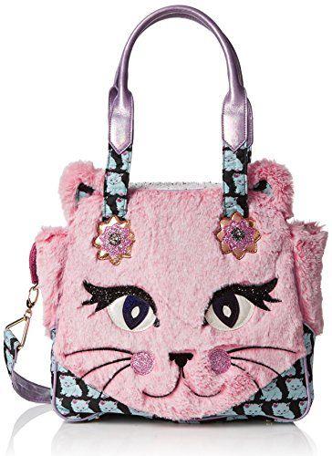 Rosa Dulce Y Mano Call Irregular Bolsos De Gato Cat Choice ZwB8Y