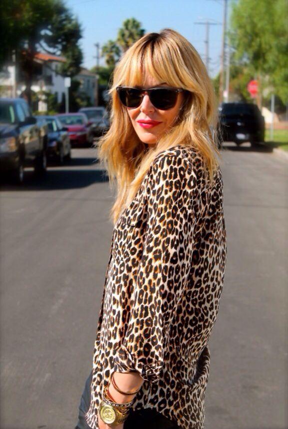 #jenknowsbest #jenandrews #leopard #leather #streetstyle #style #blog #blogger #fashionblogger @Equipment @Oliver Peoples www.jenknowsbest.com