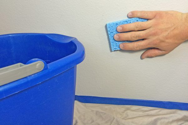 How To Clean Painted Walls Cleaning Painted Walls Washing Walls Before Painting Wall Painting