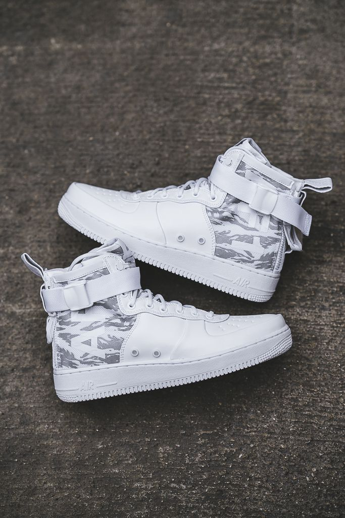 More Images Of The Nike Special Field Air Force 1 Mid Winter