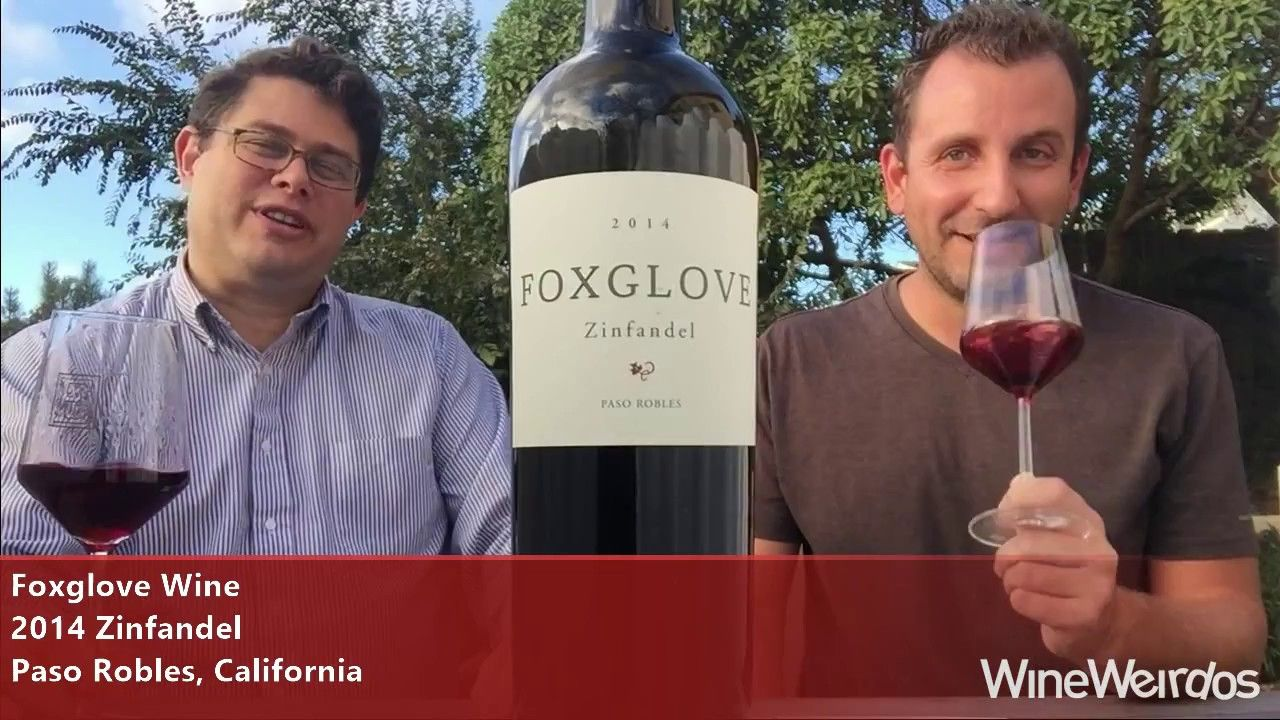2014 Foxglove Zinfandel Paso Robles Bob Varner Red Wine Http Varnerwine Com Https Www Facebook Com Wineweirdos Zinfandel Red Wine Wine Entertaining
