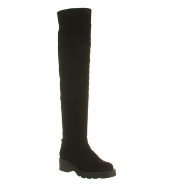 Office Office Notorious Over The Knee boots SUEDE Choice C2VmlcGHCG