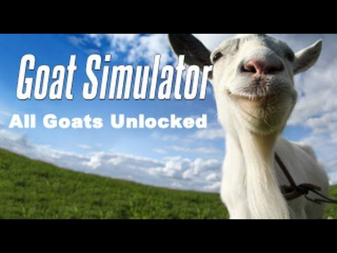 PS3] Goat Simulator *All Goats Unlocked Save* | PS3 Game
