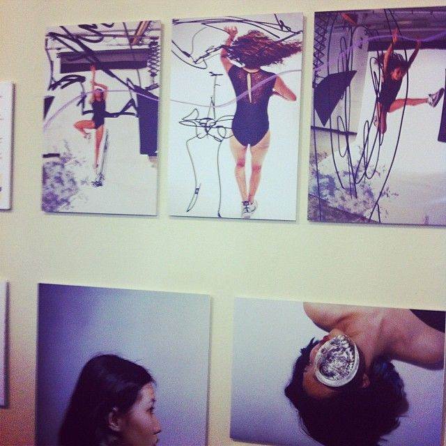 What is beauty? exhibition by current Fashion Communicationa dnPromotion student #fashion #art #photography