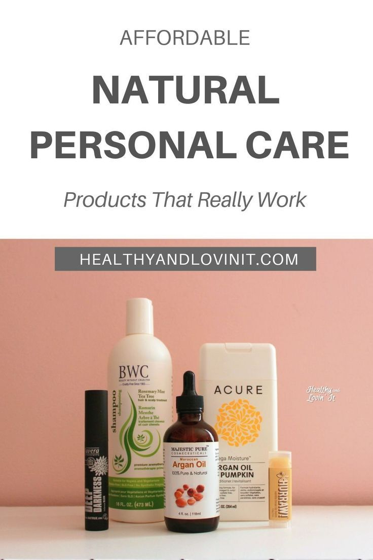 Natural Personal Care Products - High Quality Products that are Affordable #naturalhaircareproducts