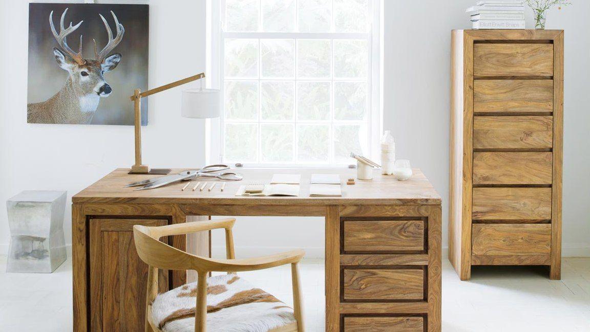 Deco Scandinave Quelles Couleurs Associer Avec Des Meubles En Bois Clair Mobilier De Salon Meubles En Bois Fauteuil Bureau Design