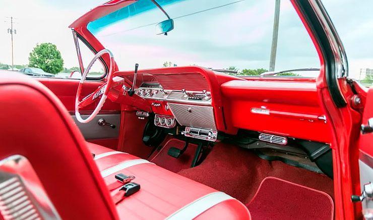 1961 Chevrolet Impala – A Cultural Icon - ThrottleXtreme   Chevrolet impala,  Chevrolet, Impala