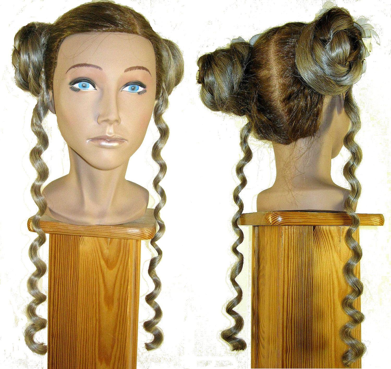 princess leia hair buns bun hairstyles