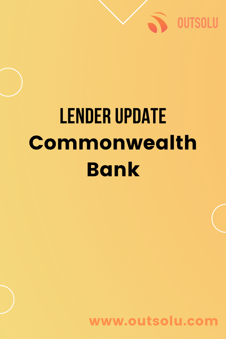 As Part Of The Ongoing Monitoring And Review Of Cba Policies And Services Cba Will Update Its Serviceability Floor Rate To Commonwealth Bank Regulatory Lender