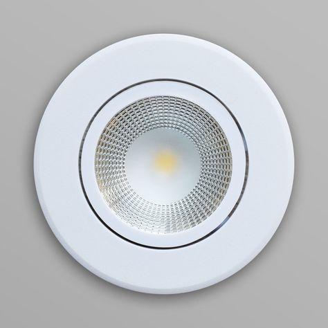 Details zu LED Einbaustrahler Einbauspot Einbau Spot Lampe 5W - Led Einbauleuchten Küche