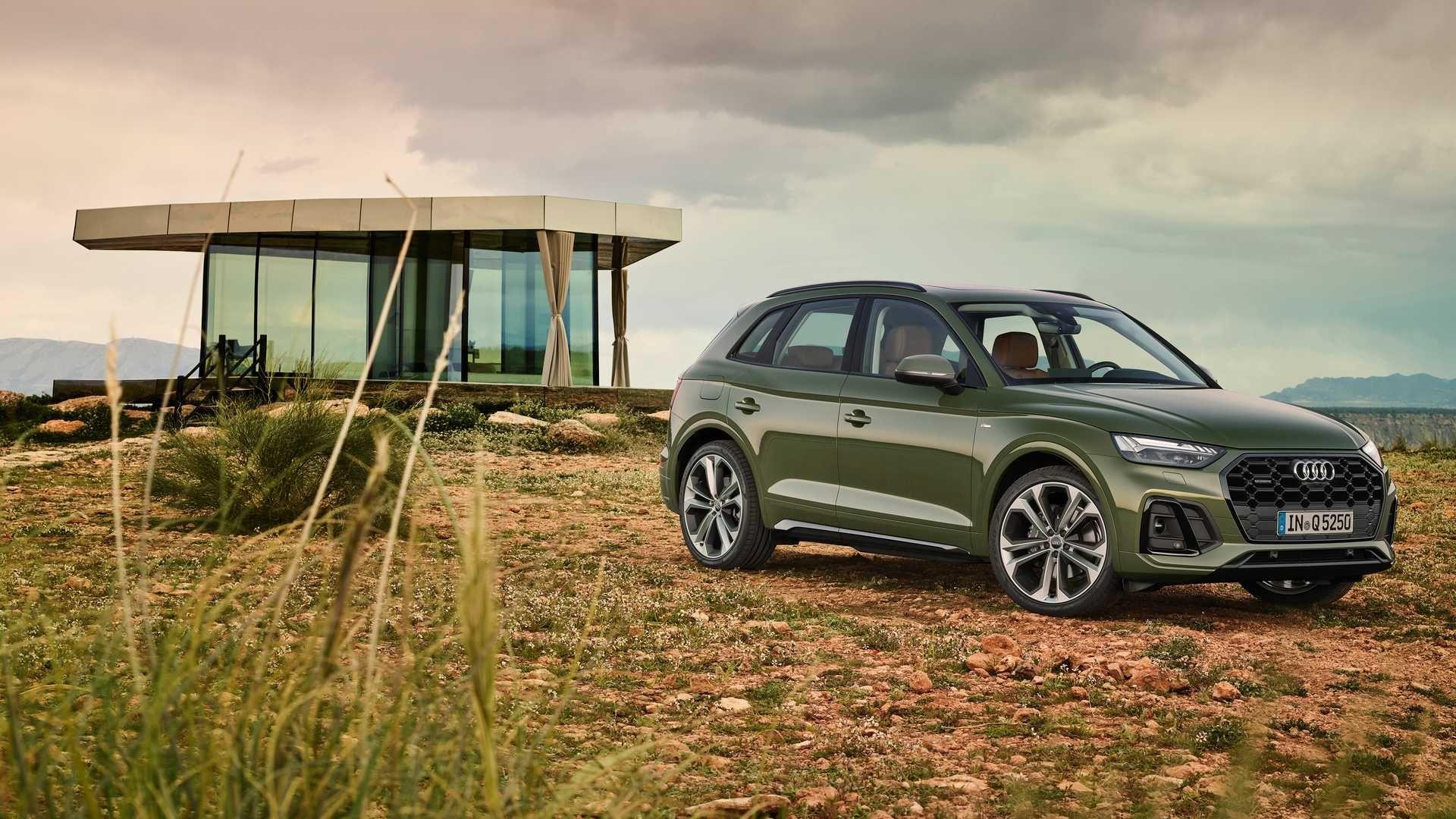 2021 Audi Q5 Facelift Audi Q5 Audi Audi Q5 Price