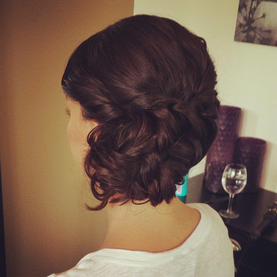 Wedding Entourage Hairstyle: Hair-AshleyStone-BeautyEntourage-