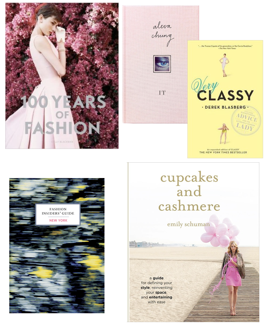 Coffee table books for every blogger the influenceher collective coffee table books for every blogger fashion coffee table booksbest geotapseo Image collections