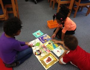 theme based reading clubs