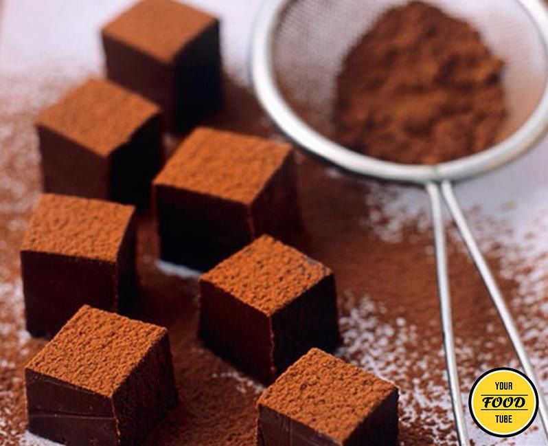 Checkout the best chocolate truffles with star anise recipe on the net! Once you try this delicious goodness, you will ask for more!