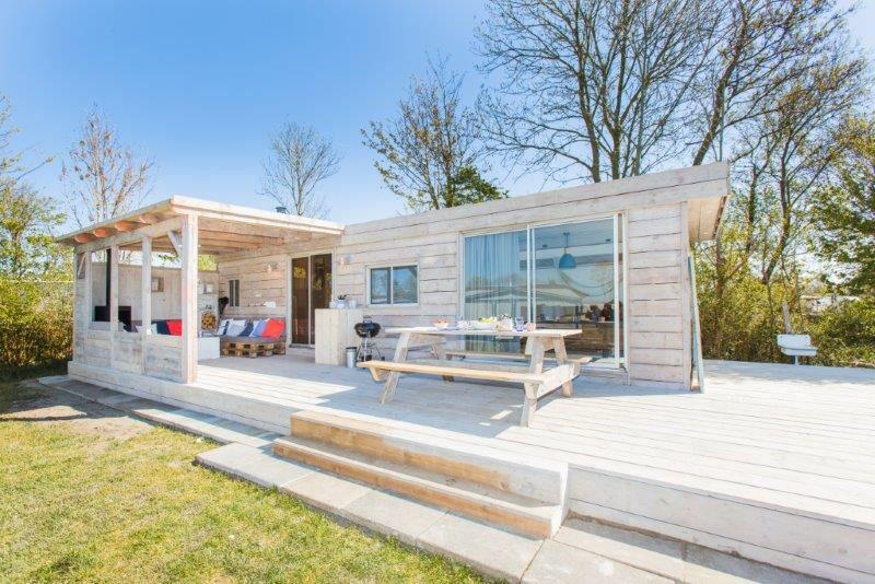 Mobili veranda ~ Sta caravan make over met veranda stylen pimpen vakantiehuis