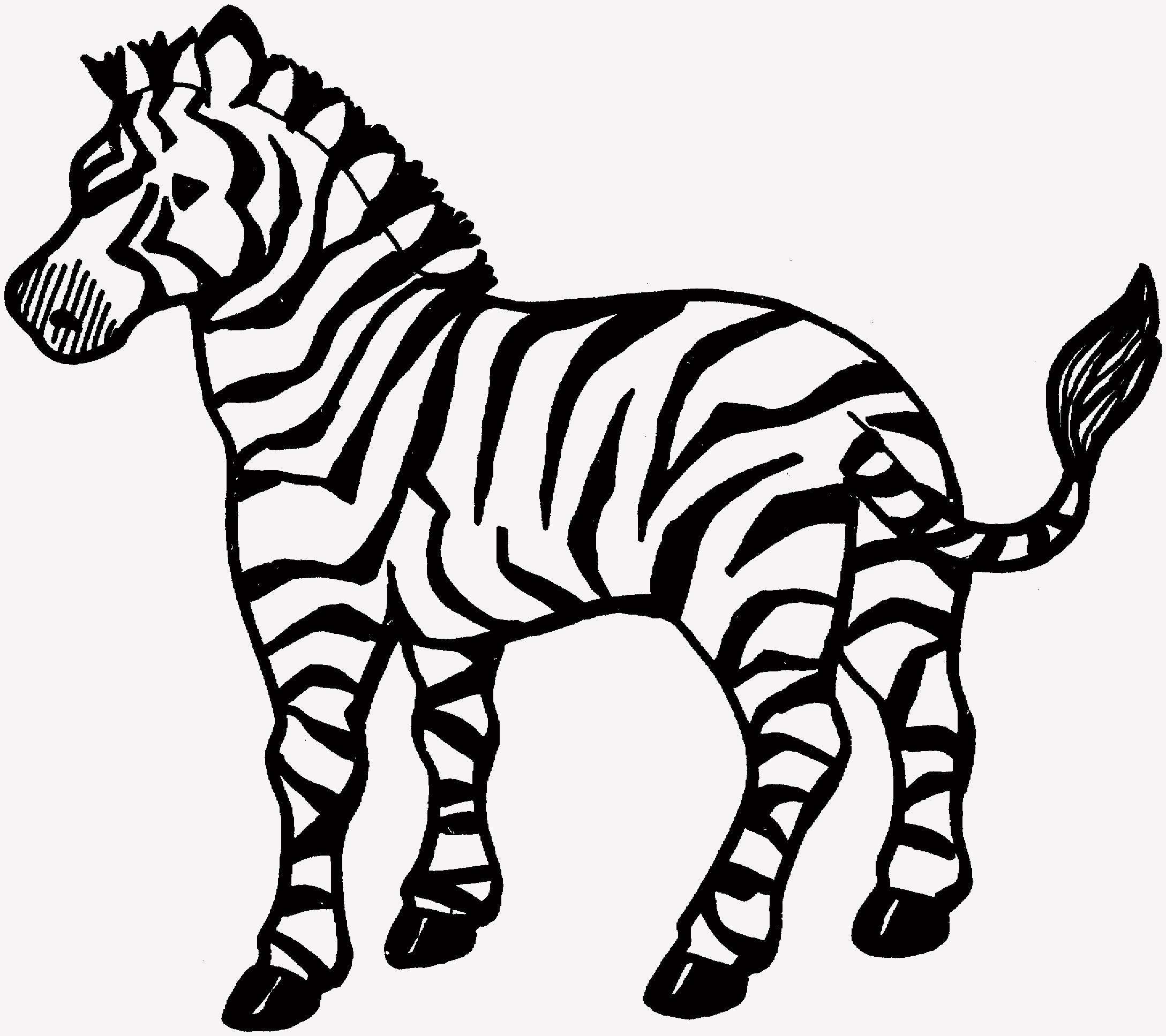 7 Zebra Coloring Sheet In 2020 Animal Coloring Pages Zebra Coloring Pages Cute Coloring Pages