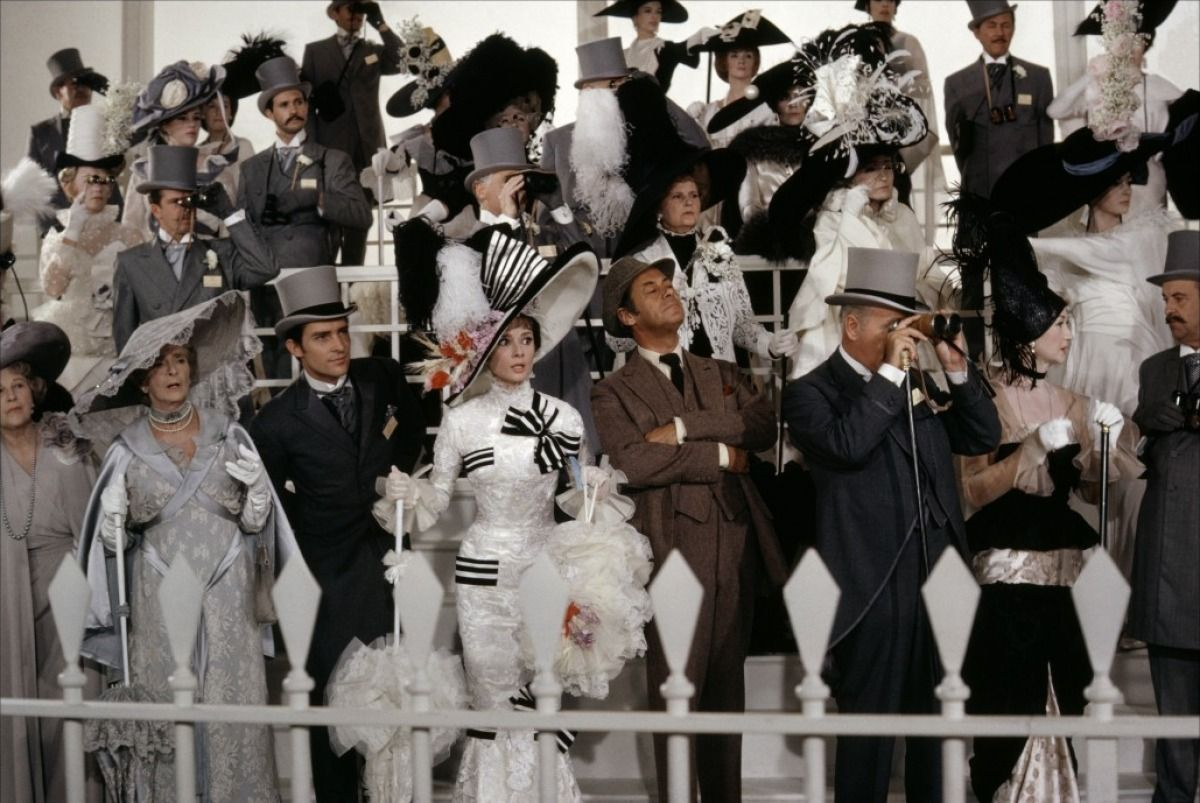 Musical Movie Fashion: My Fair Lady photo