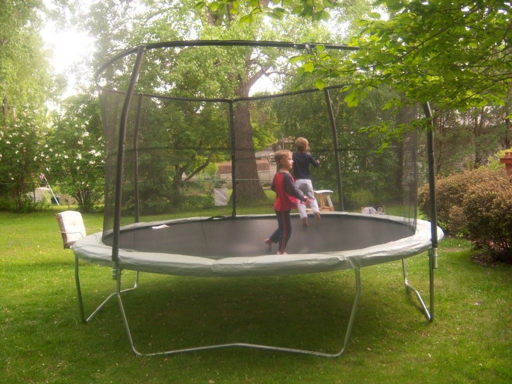 backyard trampoline ratings   Trampoline, Backyard ...