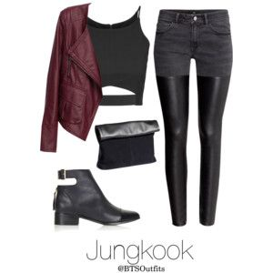 Night Out with Jungkook