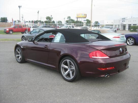 2008 BMW 650i Convertible (Barbera Red Metallic) - So Sick | Cars ...