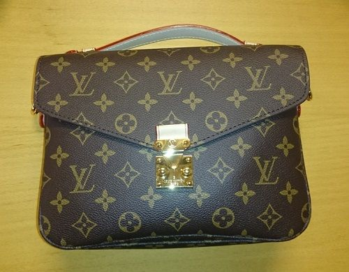 c4c8bd5f040e Who says reliable  AliExpress sellers are impossible to find  This  LV  Pochette  Metis proves them wrong!