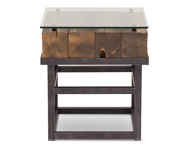 Lost City End Table Furniture Row Rowe Furniture City Furniture Furniture