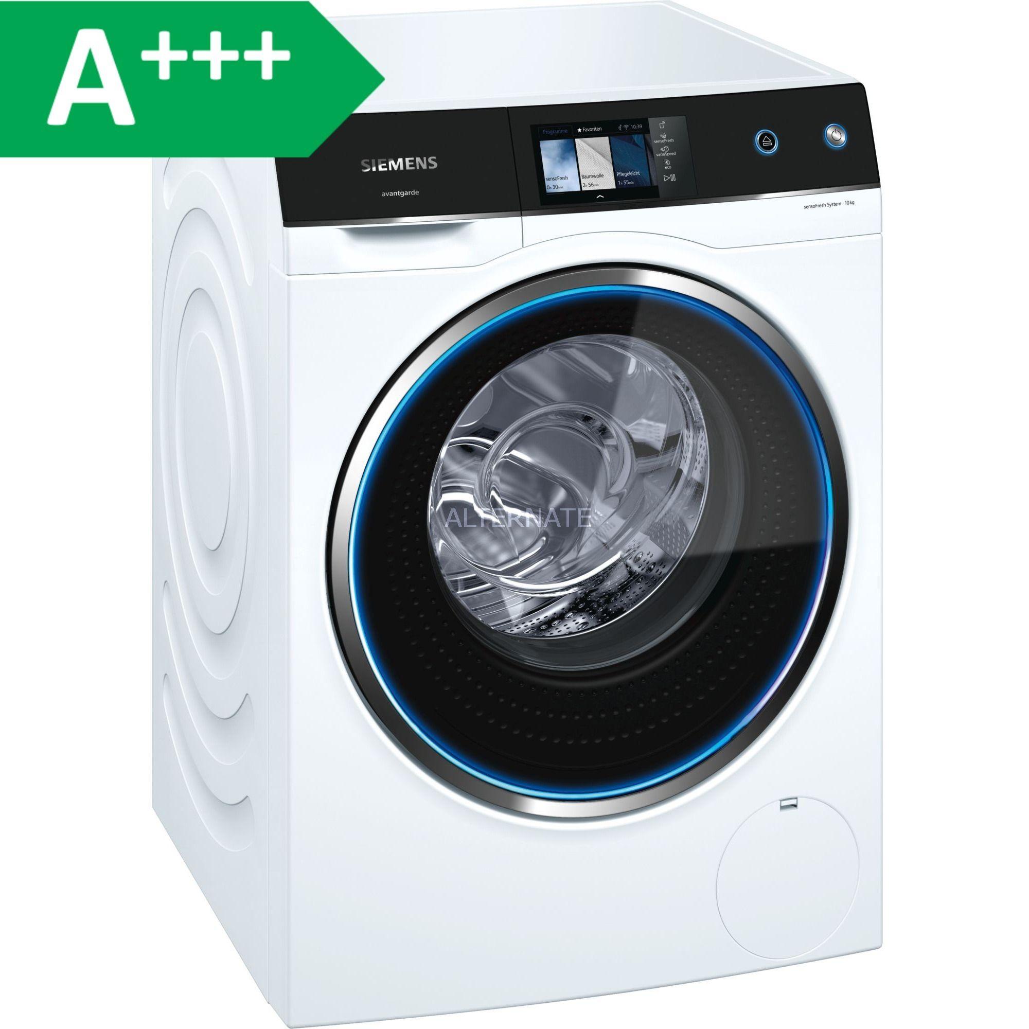 Die Waschmaschine Siemens Wm14u940eu Avantgarde Der Design Linie Avantgarde Bietet Eine Aussergew Waschmaschine Trockner Auf Waschmaschine Siemens Waschmaschine