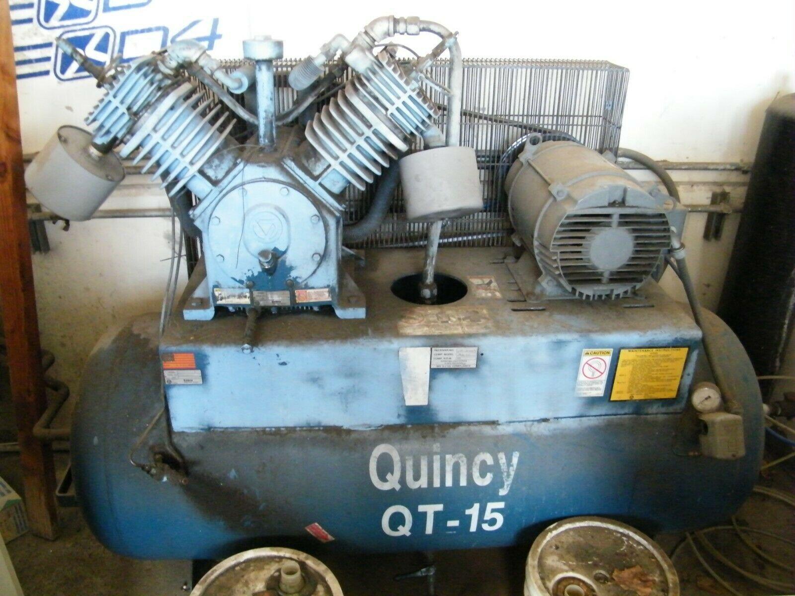 15 Hp Air Compressor Air compressor, Ingersoll rand