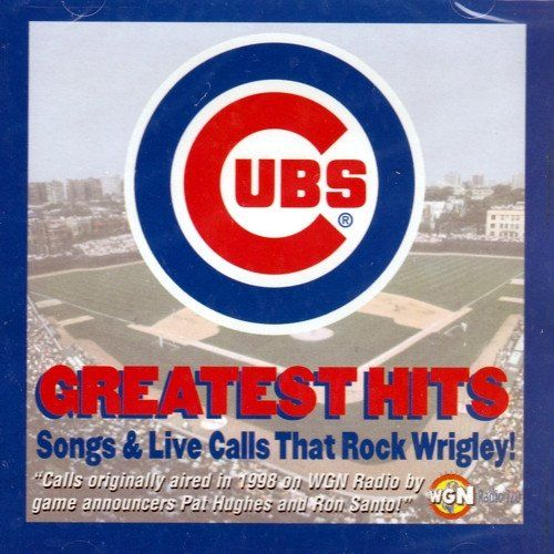 Chicago Cubs Greatest Hits - Songs & Live Calls That Rock Wrigley! (Audio…
