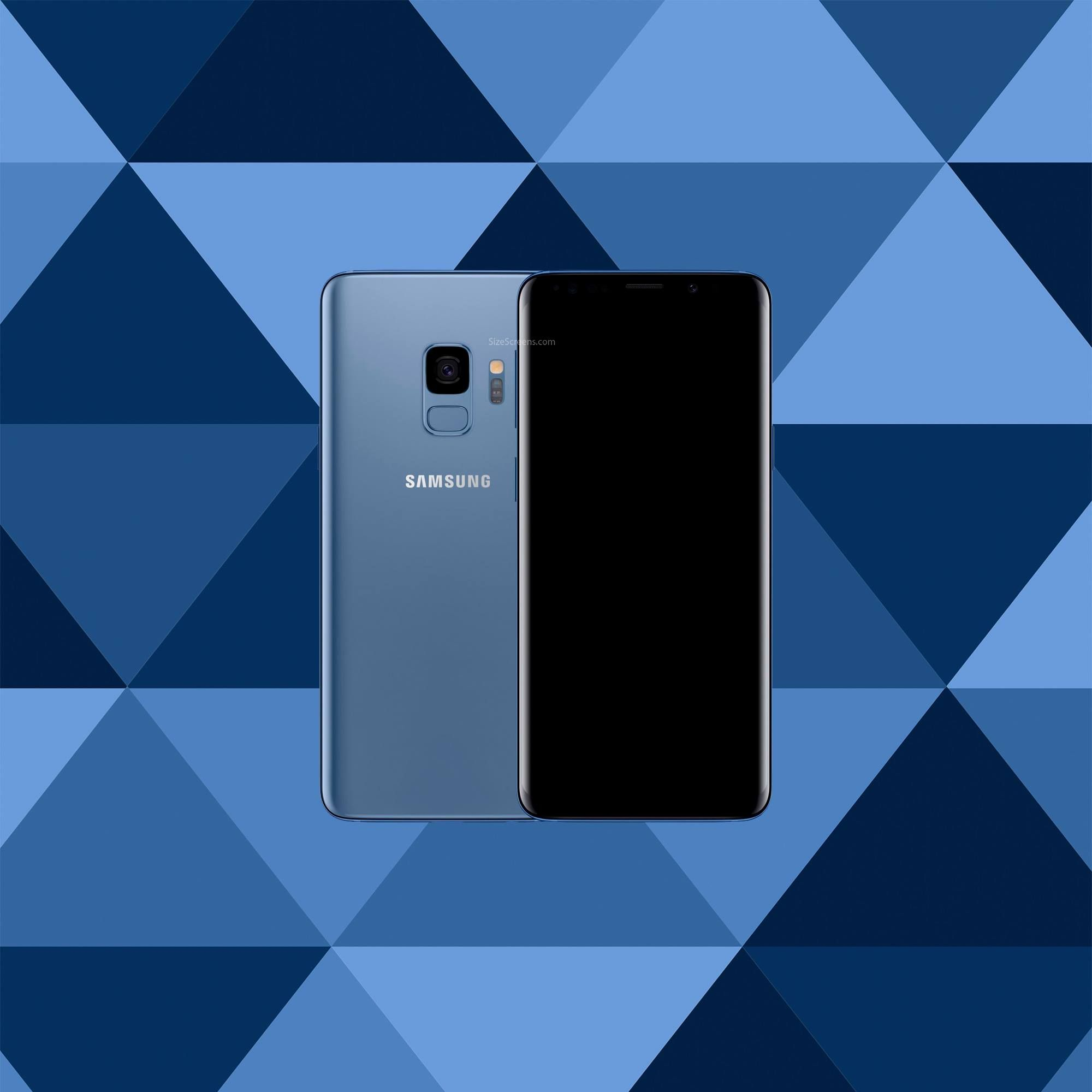 Samsung Galaxy S9 Screen Specifications Sizescreens Com Samsung Galaxy S9 Galaxy Samsung