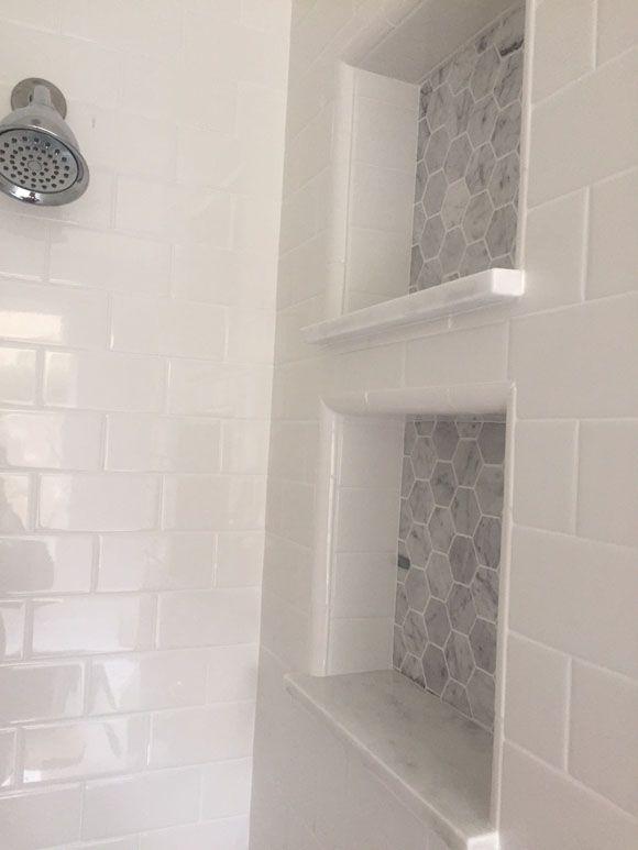 Master Bathroom Reveal Small Master Bathroom Small Bathroom