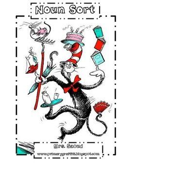 Sort Dr. Seuss Possessive, Plural, and Proper Nouns