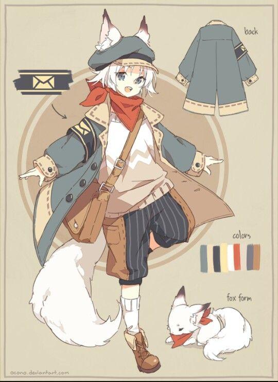 Cute Little Anime Boy Kid Child Character Design Anime Character Design Character Design Character Art