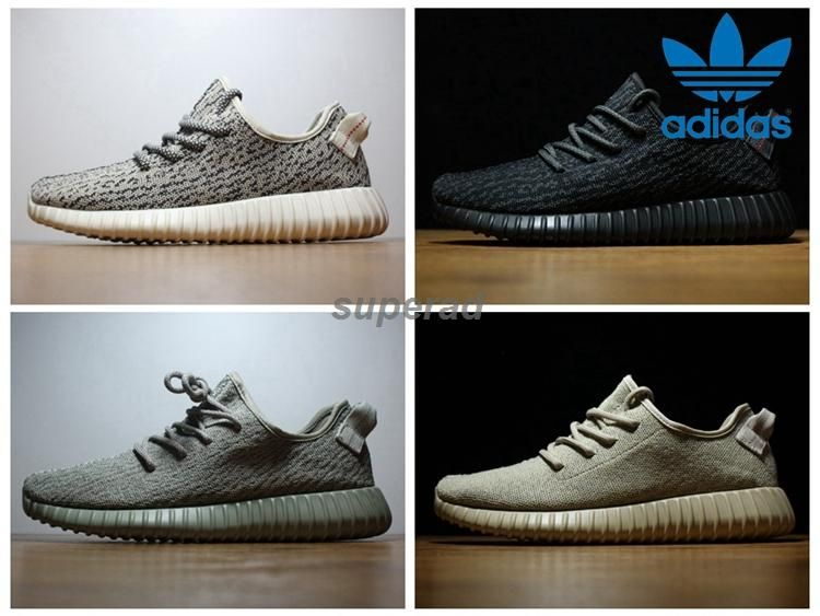 2016 Adidas Yeezy Boost 350 Pirate Black Turtle Dove Moonrock Oxford Tan  Men Women Running Shoes