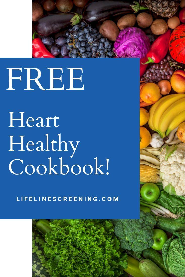 Heart healthy cookbook in 2020 healthy healthy cook