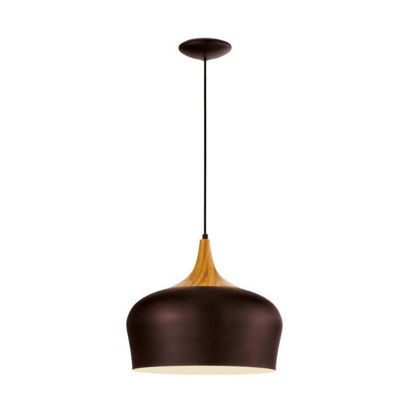 مصابيح اضاءة لمبات سقف ديكور اضاءه سقف اضاءة الثريا الثريات Steel Pendant Light Pendant Light Eglo