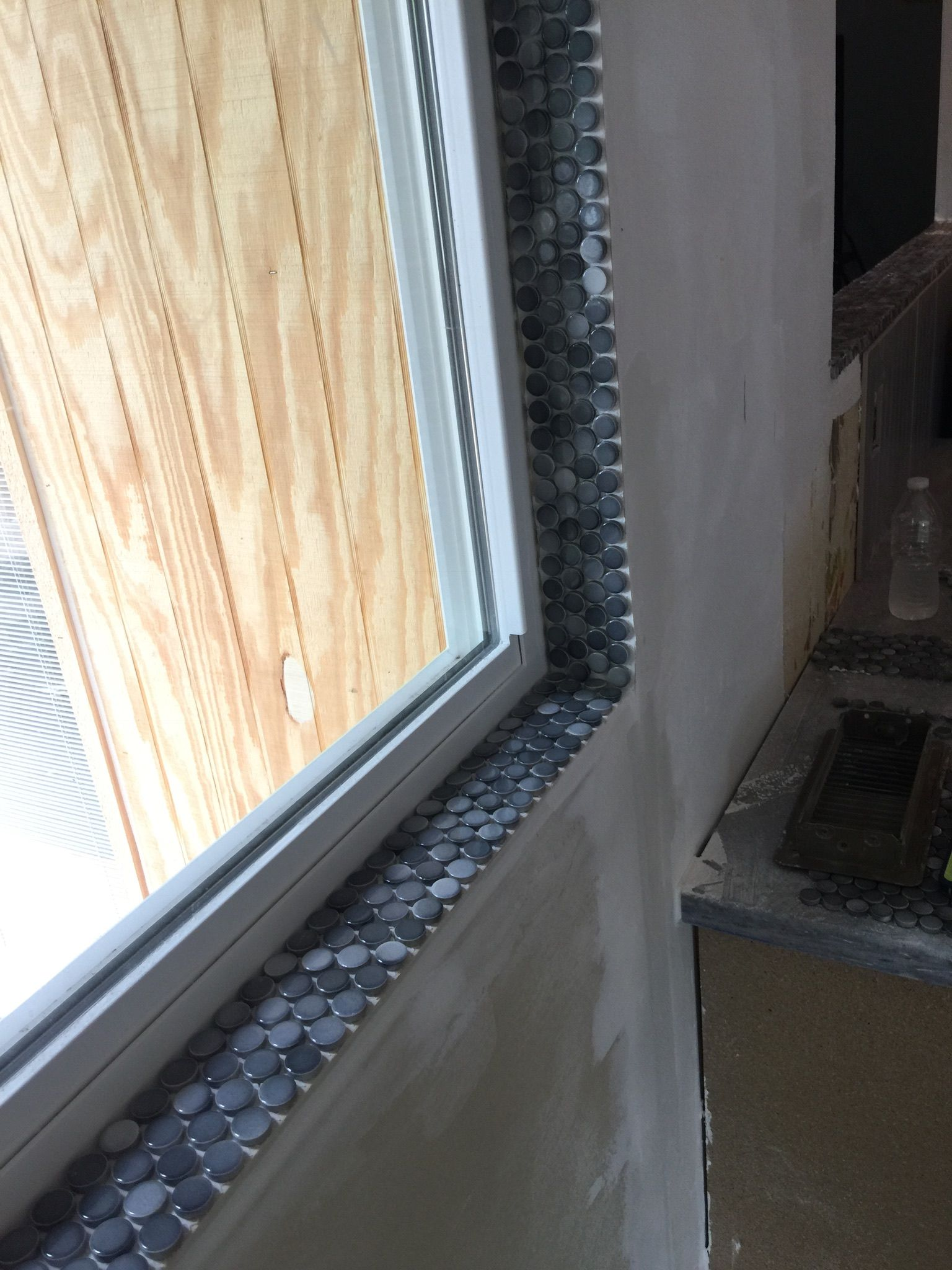 Tile Your Window Sills In 2019 Tiled Sill