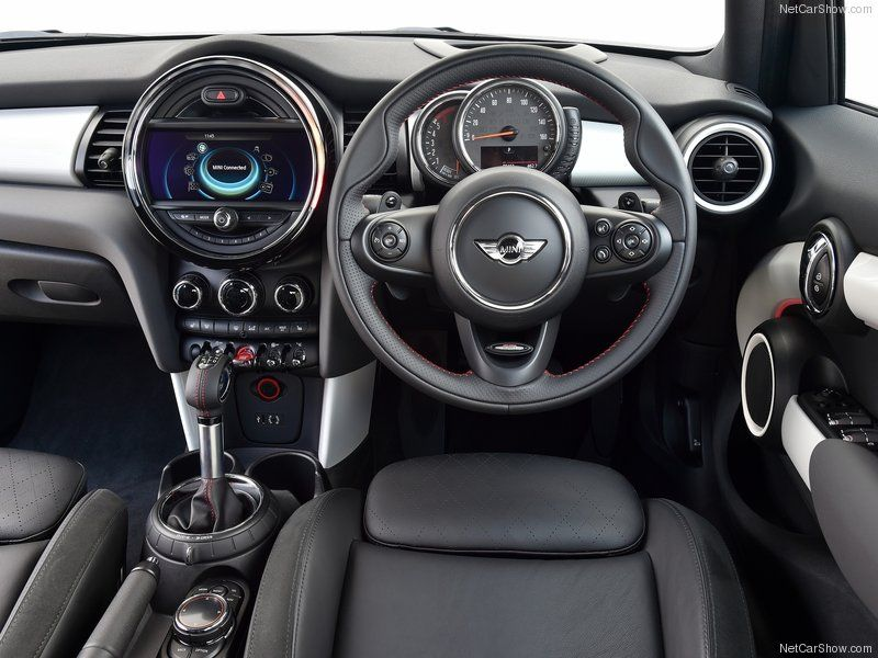 offenga bmw specialist mini cooper sd 5 deur 2015 interieur