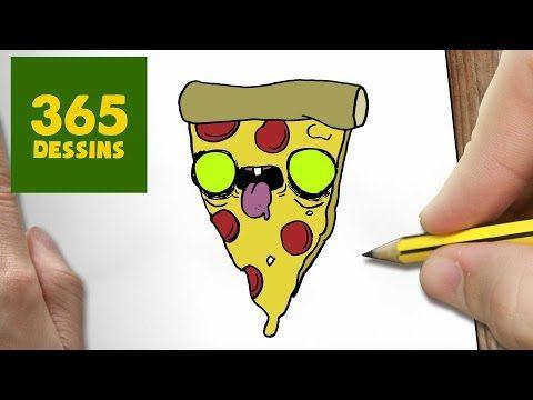 Comment dessiner pizza zombie kawaii tape par tape dessins kawaii facile youtube dibujos - Comment dessiner un zombie ...