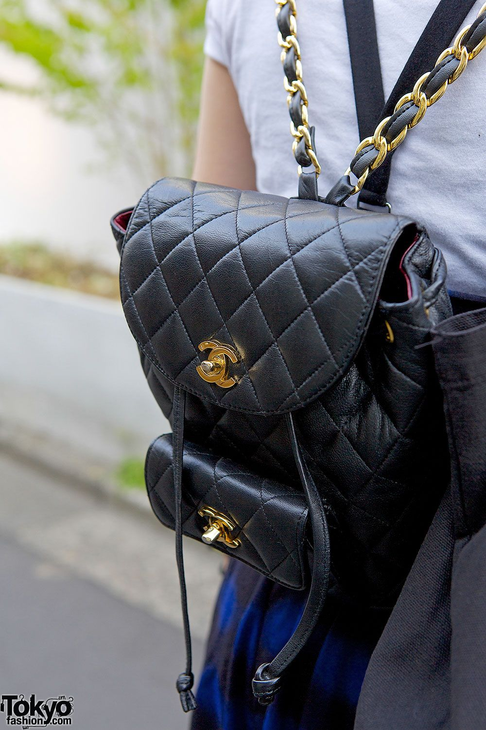 Chanel Quilted Backpack | backpack is back? | Pinterest | Backpacks : chanel quilted backpack - Adamdwight.com